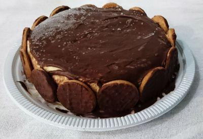 Torta holandesa - Frango & Cia