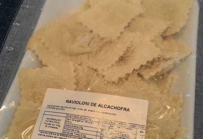 Ravioloni - Frango & Cia
